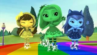 Little Charmers   Rainbow Skating Ep  4 Sneak Peek