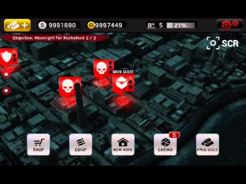 Dead trigger Hack (money and gold) for android
