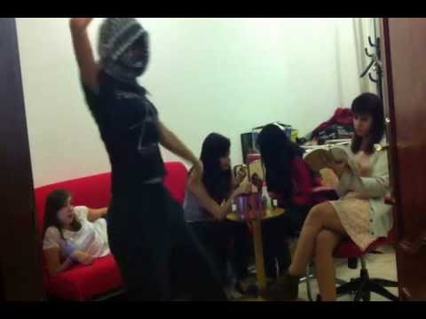 Harlem Shake-sexy Kuwait Ladies Edition video