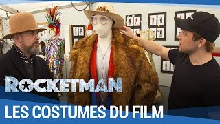 ROCKETMAN - Les costumes du film VOST