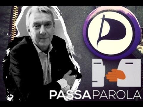 Passaparola- Il Partito dei Pirati svedese e la forza del chicco di riso-Christian Engstrom