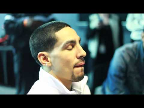 Boxing Star Danny Garcia Answers Haters - EsNews Boxing