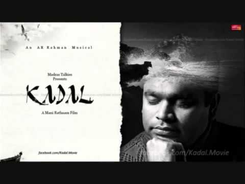 Nenjukulle   Kadal movie full song with tamil lyrics  A r Rahman Mtv unplugged