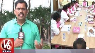 CM KCR To Attend TRS Manifesto Committee Meet In Telangana Bhavan - Hyderabad  - netivaarthalu.com