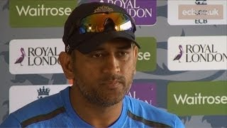 MS Dhoni and Duncan Fletcher preview England v India Test series