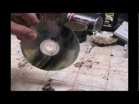 How to Actually Remove Scratches From Any CD
