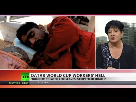 Built on Bones: Qatar World Cup construction workers die daily