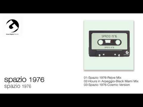 Spazio 1976-Hours in Arpeggio-Black Mami Mix