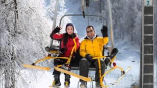 KARTEPE'DE KAR BİSİKLETİ KEYFİ (Enjoy the snow bike in Kartepe)