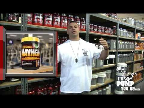 Mutant Mayhem Supplement Review & Taste Test