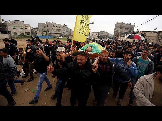 El Ejército israelí mata a un palestino en el norte de la Franja de Gaza