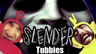 SlendyTubbies - SCARED TO DEATH