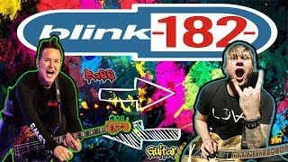 What If Blink 182's Bass Lines Were Played On Guitar?