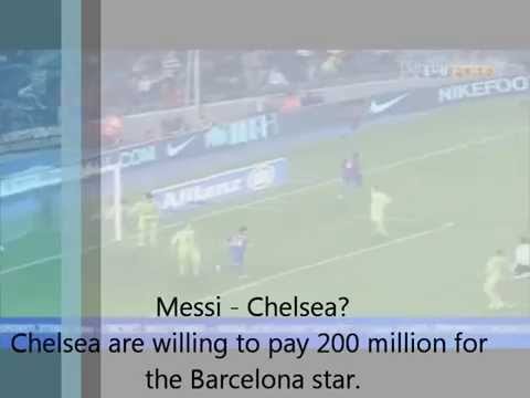 Transfer Talk | 8th Jan 2015 | Messi, Balotelli + More!