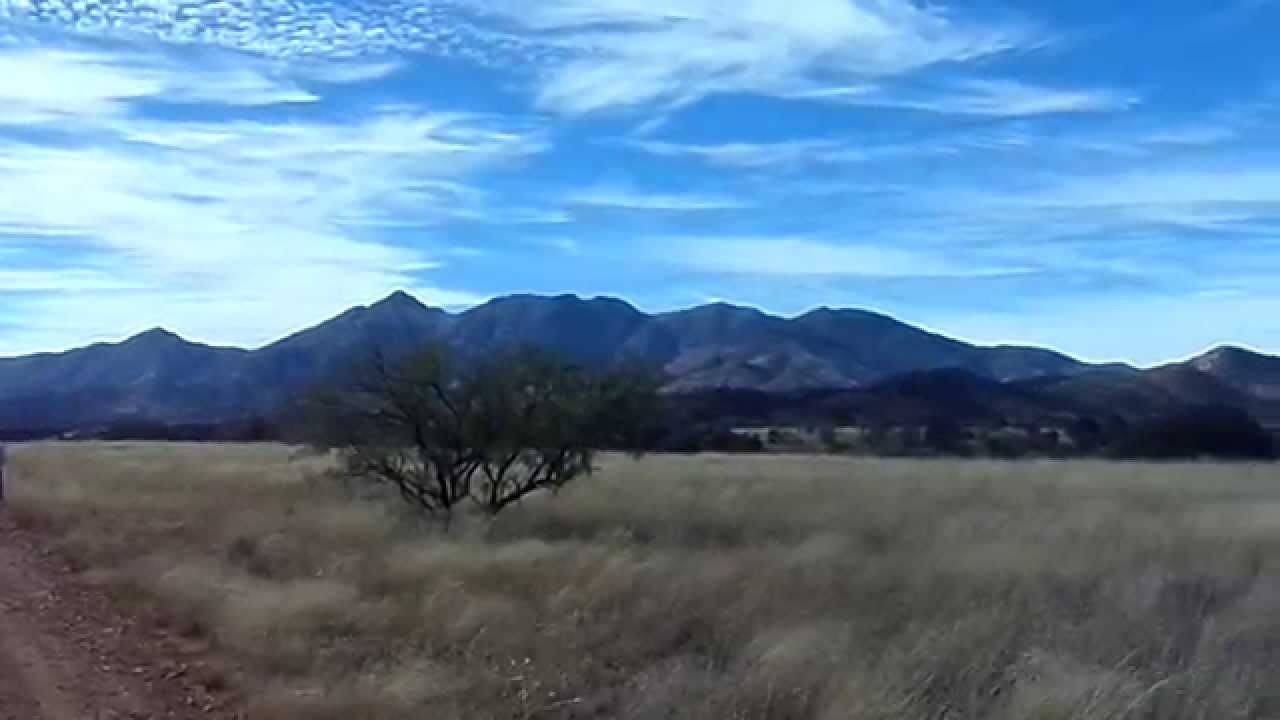 360 degree pan of 5 mountain ranges from the arizona trail between gardner ranch and kentucky