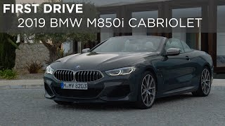 First Drive | BMW M850i Cabriolet | Driving.ca