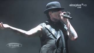 Marilyn Manson  Deep Six (Explicit) -  Live @ Rock am Ring 2015