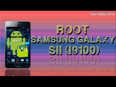 Root Samsung Galaxy S2 (i9100)