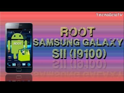 Root Samsung Galaxy S2 (i9100)