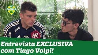 Vai ficar no São Paulo? TIAGO VOLPI responde a perguntas da torcida!