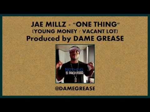 Jae Millz - One Thing (Produced by Dame Grease)