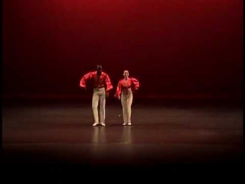 Mambo No. 8 mambo Dance Pérez Prado Taller coreográfico de la Unam mambo universitario Pumas