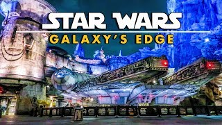 Top 10 Rides & Attractions in Star Wars Galaxy's Edge Disneyland