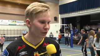 LiigaSärkät - Tiikerit su 1.2.2015 Antti Ropponen