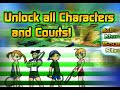 Unlock GBC Characters and ALL Courts in Mario Tennis 64 VC on Wii