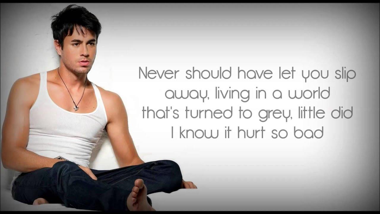 Enrique Iglesias-Heart Attack (Audio+Lyrics) - YouTube