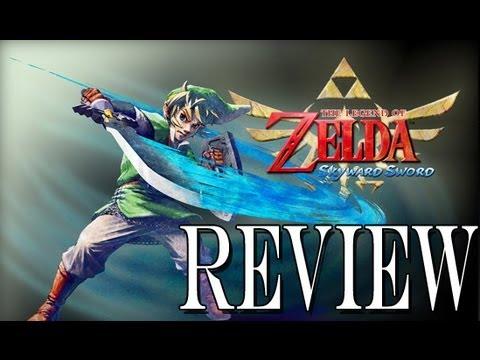 IGN Reviews - Zelda: Skyward Sword Game Review