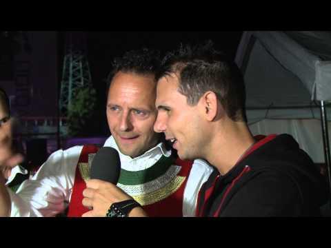 nordwand. OPEN AIR 2014 - Interview Die jungen Zillertaler
