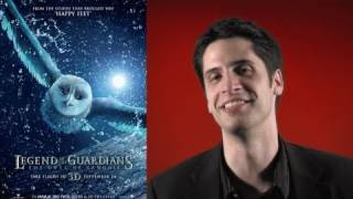 end of the guardians: The Owls of Ga'Hoole movie review