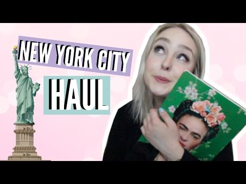 NEW YORK SHOPPING HAUL ♡