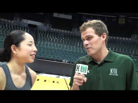 Sidelines with Mattie D. Interview with Volleyball Player Emily Maeda