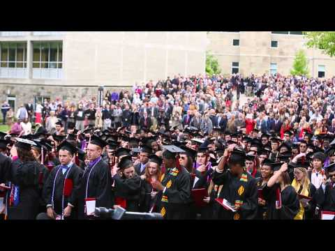Ohio Wesleyan University 2013 Commencement