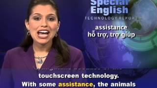 Anh ngữ đặc biệt: App for Apes