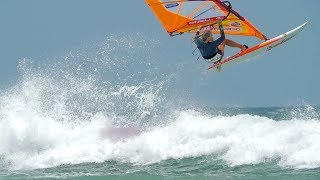 Windsurfing is awesome on the North Shore & Hookipa, Hawaii