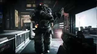 Killzone Mercenary PS Vita Gameplay Trailer [HD]