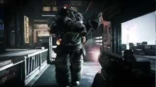 Killzone Mercenary PS Vita Gameplay Trailer [HD]