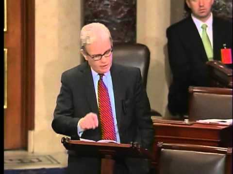 Dr. Coburn Gives Farewell Speech on the Senate Floor