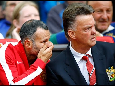 Louis van Gaal's starting lineup in Manchester United's opener blew everyone's mind