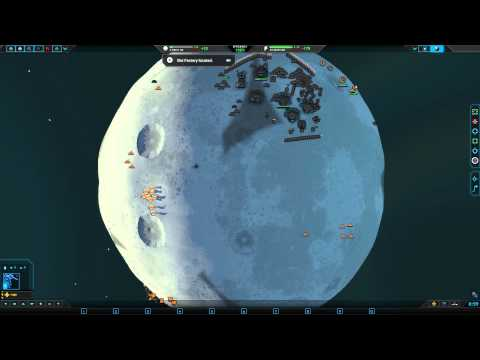 Planetary Annihilation 5 Player FFA - Absolutely No Mexes