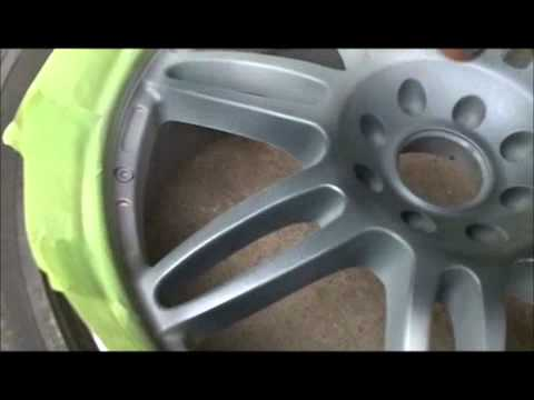 How To Paint Rims with professional results