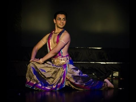 Melvin Bharatanatyam 2012 video