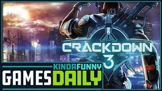 Crackdown 3 Delayed to 2019 - Kinda Funny Games Daily 06.07.18