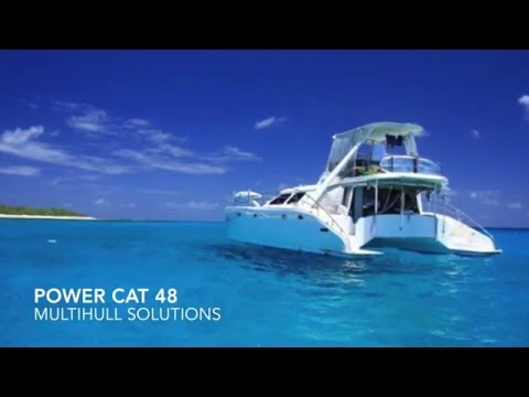 2006 Schionning Power Cat 48 -