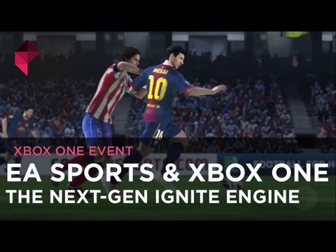 EA Sports and the Xbox One