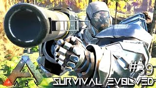 ARK: SURVIVAL EVOLVED - NUKES CLONES BIONIC SAVAGE EPIC FAILS !!! E39 (MODDED ARK CENTER GAMEPLAY)
