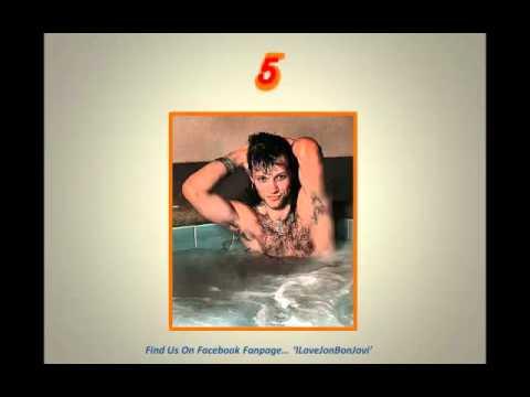 The Top 10 Sexiest Jon Bon Jovi Pictures Ever.
